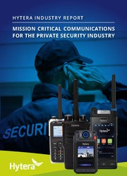 Private Security - Critical Communications