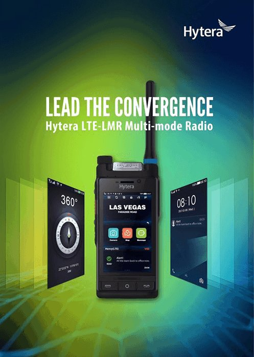 Lte Terminal Lead The Convergence
